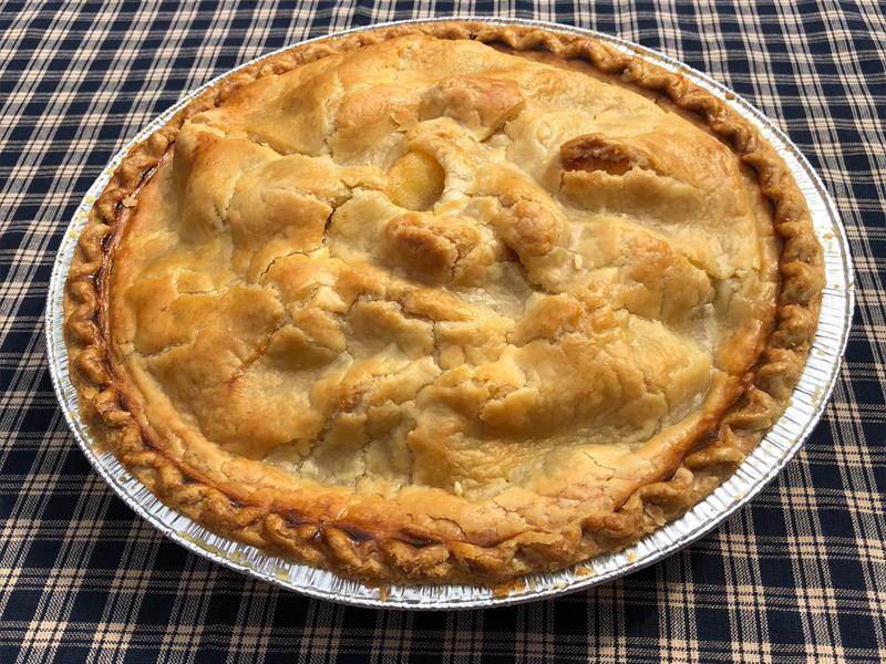 Johansen Farms Traditional Apple Pie