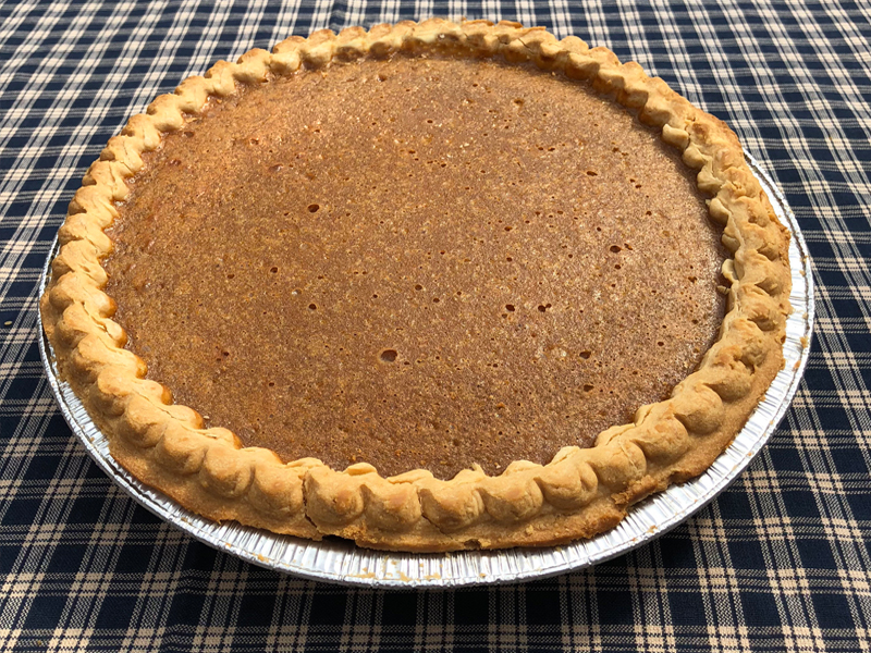 Johansen Farms Pumpkin Pie