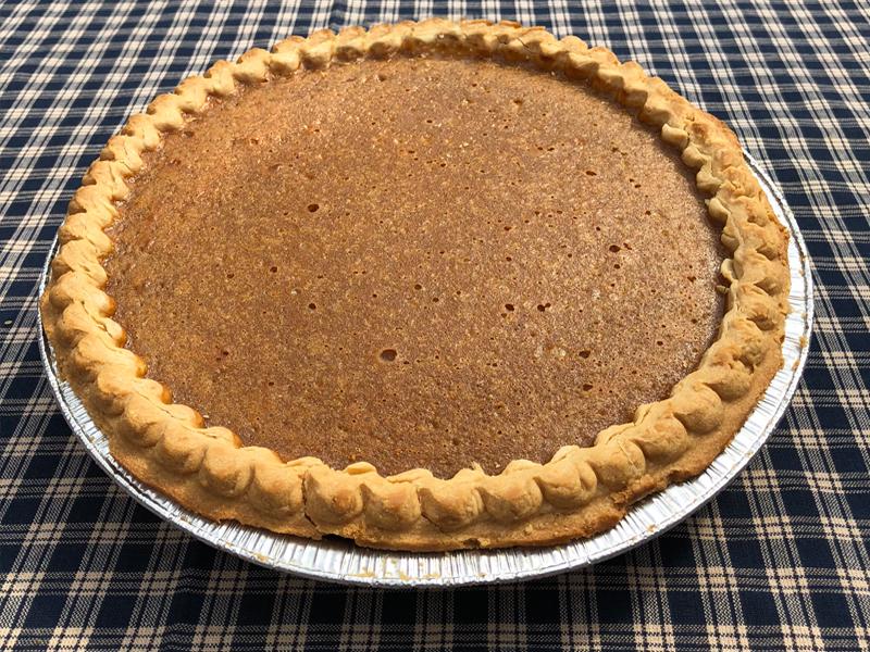Johansen Farms Pumpkin Pie