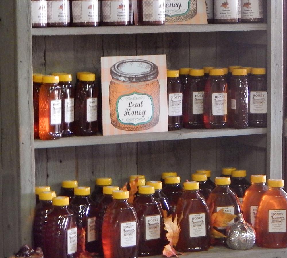 Johansen Farms Salsas, Jams, Butters & Honey
