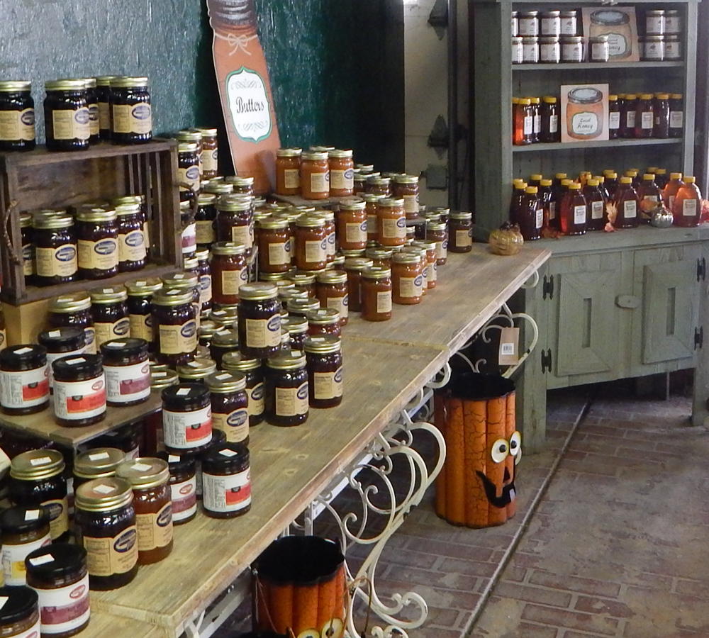 Johansen Farms Salsas, Jams, Butters & Honey